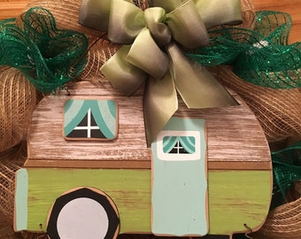 Welcome Camper, Welcome Campground, Welcome Summer, Welcome, Camping Season Decor, Campground Decor
