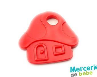 Red decorative element - C03 - R5