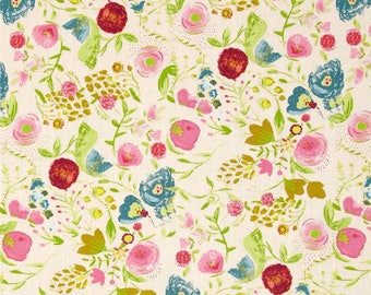 Budquette Dayspring Emmy Grace by Bari J. - Art Gallery Fabric Quilting Cotton 1/2 Yard+