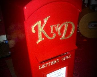 Royal Mail Wedding Postbox
