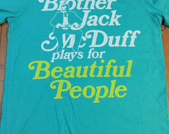 Brother Jack Mcduff limited edition tee shirt