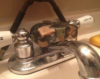 handmilled homemade soap