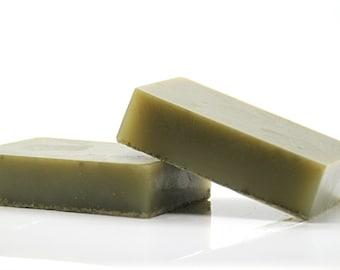 Green Clay and Eucalyptus Soap