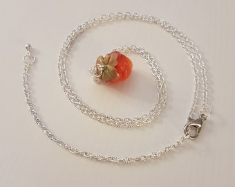 Swedish CloudBerry Pendant Necklace