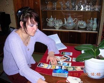 Tarot Reading and Lenormand