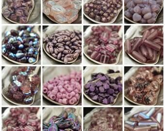 BOGO Sale - Bead Grab Bag - Great Custom Mix for Inspiration and Fun - 100% Guarantee