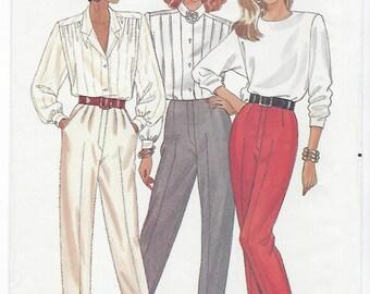 Butterick 6841 - MISSES Pants / Sizes 6, 8, 10