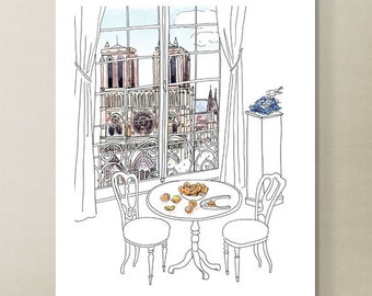 N: Notre Dame