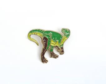 T-rex, tyrannosaurus rex, dinosaur lapel pin, enamel dinosaur pin, dinosaur enamel pins,dinosaur enamel badge, backpack pin,enamel lapel pin