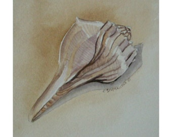 Shell 3 - Limited Edition Giclee