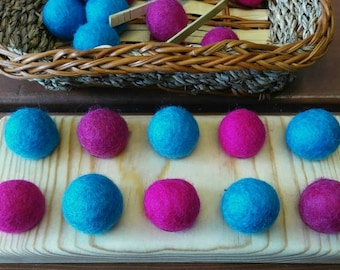 Ten Frame and Wool Ball Counters