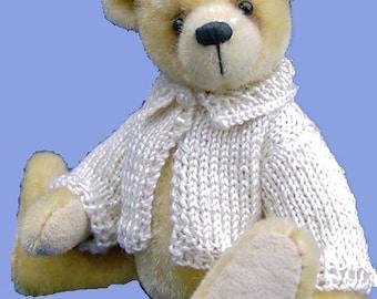 Abigail Teddy Bear E-pattern