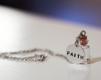 Mustard Seed Faith Necklace