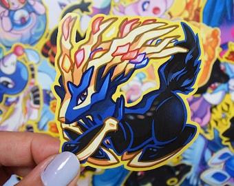 Xerneas Sticker
