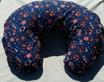 Auburn Nursing Pillow Cover