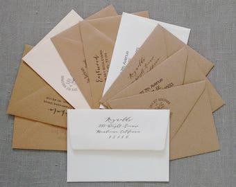 ADD ON - Letterpress printed return address added to your envelopes