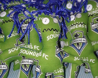 Seattle Sounder FC, dammit dolls, Soccer, team sports, voodoo doll