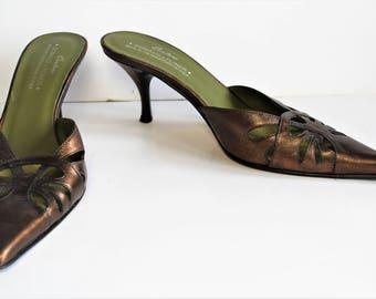 Leather Shoes Mules Women | Donald J. Pliner, 7.5, Shoes Mules, Leather Mules Women, Pointed Toe Shoes, Shoes Mules Women, Mules Women, Shoe