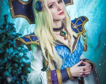 Magna Aegwynn cosplay - Warcraft