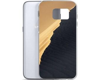 Desert Sand Dune Contrast Light Samsung Case