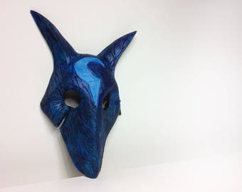 Kindred Wolf mask inpired League Of Legends