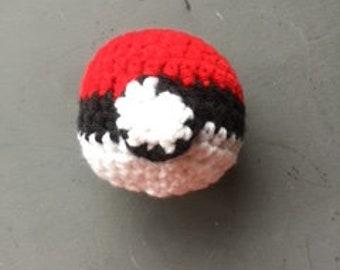 Crochet Pokeballs