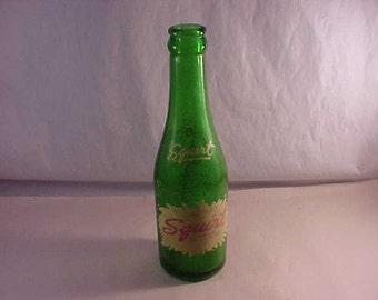 Squirt 7 Ounce Soda Bottle from Appleton Wisconsin