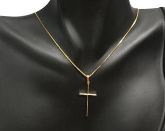 Real gold necklace