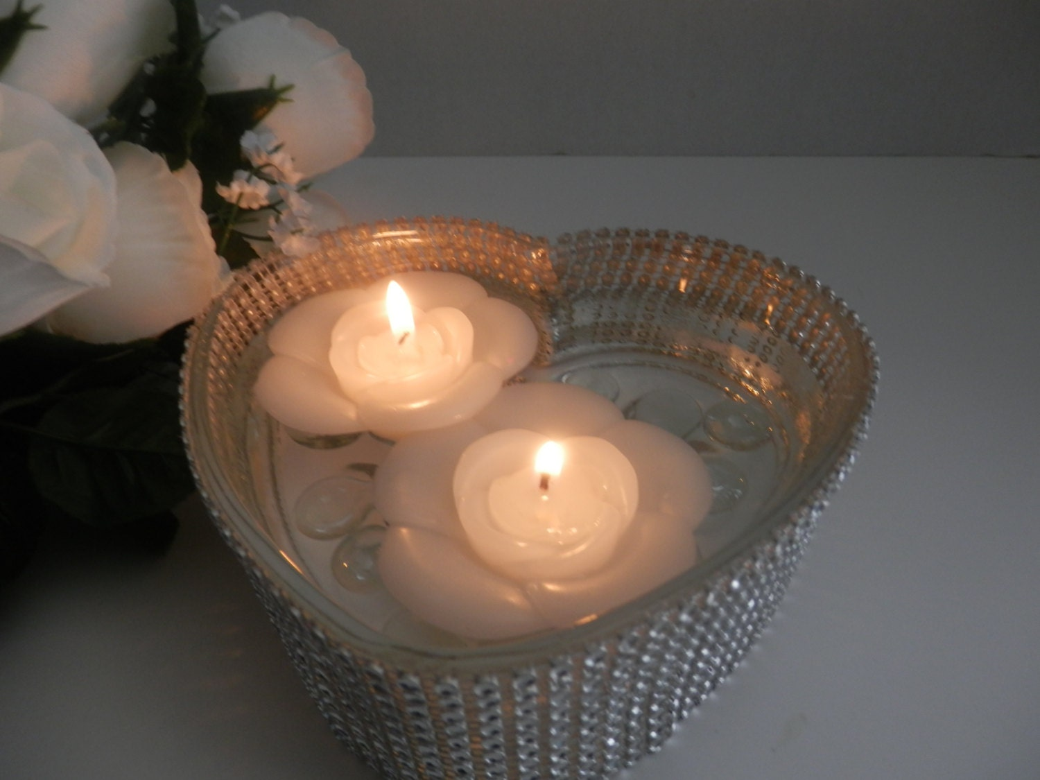 Wedding centerpiece floating candle holderwedding decor zoom reviewsmspy
