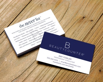 Business cards etsy colourmoves Images