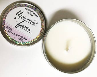 Candle- Unicorn Farts Scent