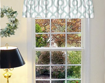 Window Valance Custom Size, Window Treatments Custom Length, Custom Length Kitchen Curtains, curtains for kitchen in a custom size, Valance