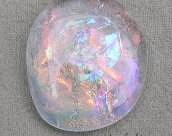 Simulated Opal Cabochon #45