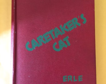 The Case of The Caretaker's Cat by Erle Stanley Gardner 1935