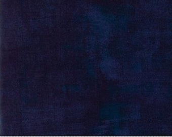 Peacoat Grunge By Half Yard 108 Inch Wide Moda Basics Extra Wide Quilt Backing Fabric 11108 353