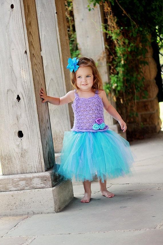 Crochet Baby Dress Pattern Instructions Crochet Tutu Dress