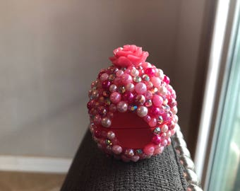 Pretty n Pink Bling EOS Lip Balm