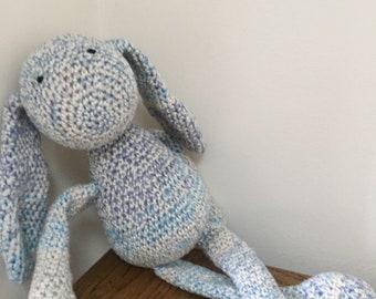 Bespoke crochet bunny rabbit