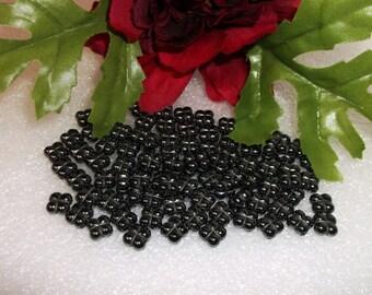 82 Hematite Spacer Beads
