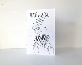 Static Zine #13: Love