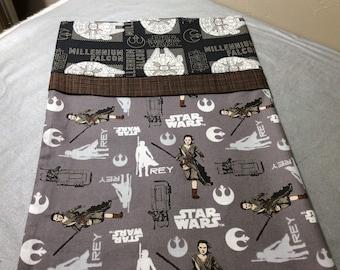 Star Wars Rey Pillowcase