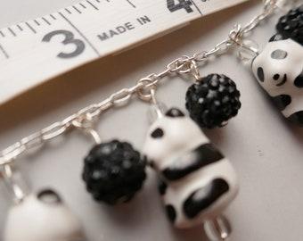 Glass Beads Bracelet, Children's size