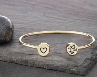 Turtle Jewelry, Beach Jewelry, Turtle Charm, Sea Turtle Jewelry, Turtle Gift, Sea Turtle Bracelet, Turtle, Turtle Bracelet, Turtle Lover