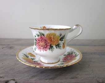 Vintage Paragon Bone China Teacup