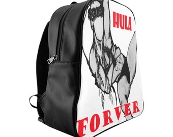 Hula Forever School Backpack