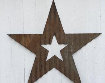 Sharp Edge Star
