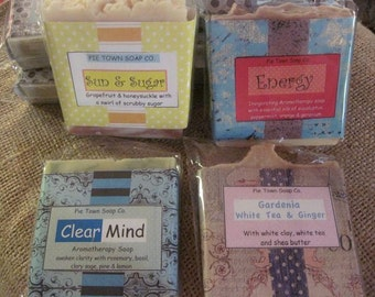 Beautiful Artisan Handmade Soap  Made in Arizona  Handcrafted soap   natural soap  Coconut oil soap