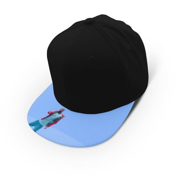 Drake hotline bling illustration snapback cap - hat - baseball cap 5P007