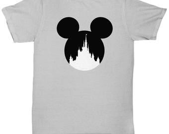 Magic Castle Mouse Shirt Gift Love Fan Fanatic Magical Shirts