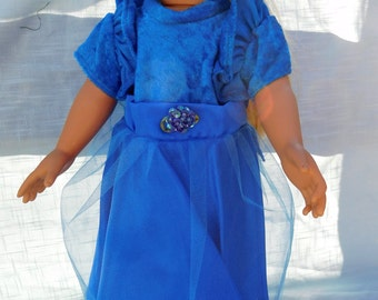 18 inch Special Occasion Dress for 18 inch dolls